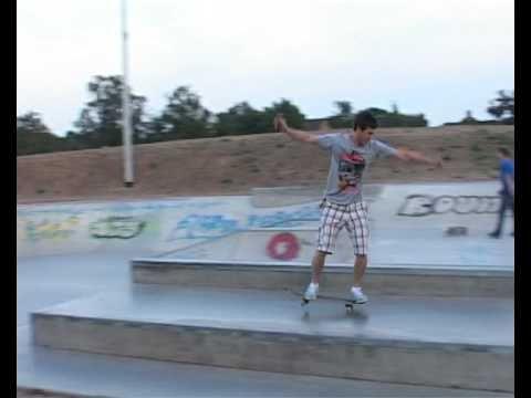Eaton Park Skatepark Norwich 2010 Montage 1