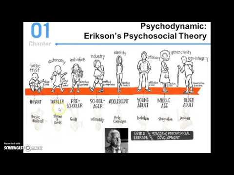 observing erik ericson psychosocial theory in the One of the main elements of erikson's psychosocial stage theory is the development of ego identity1 ego identity is the conscious sense of self that we develop through social interaction according to erikson, our ego identity is constantly changing due to new experiences and information we acquire in our daily interactions with others.