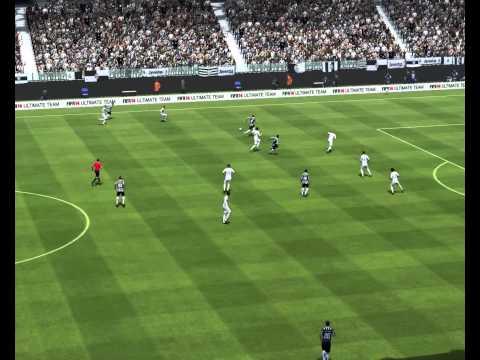 Fifa 14 (Laur vs Edi) Dubla 1