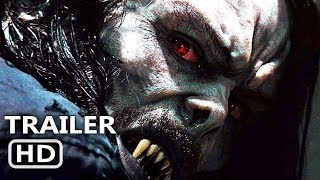 MORBIUS Official Trailer (2020) Jared Leto, Spider-Man Spin-Off Movie HD