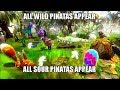 Viva Pinata all Wild And Sour Pinatas Appear