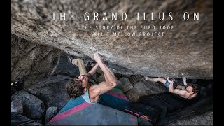 The Grand Illusion (V16) First Ascent by mellow