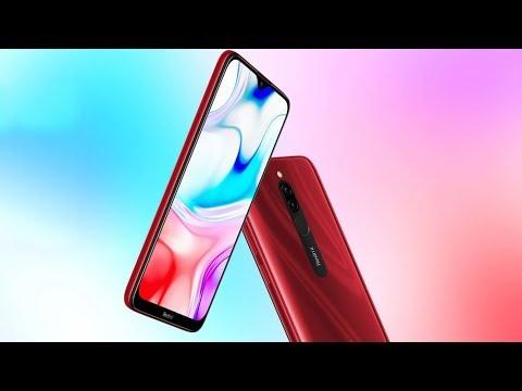 Xiaomi Redmi 8 3GB/32GB Dual SIM pametni telefon, Sapphire Blue (Android)