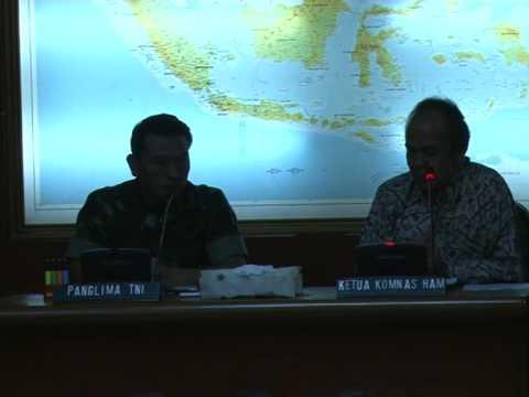 Panglima TNI terima Ketua Komnas HAM
