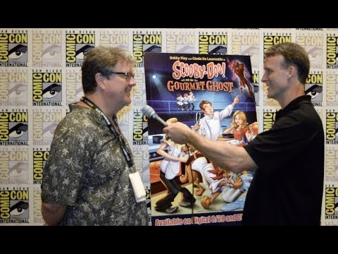 Doug Murphy Interview For Scooby Doo And The Gourmet Ghost Premiere At SDCC