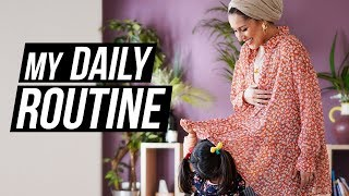 Video My Daily Routine as A Blogger Mummy! MP3, 3GP, MP4, WEBM, AVI, FLV April 2018