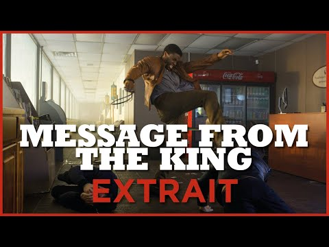 MESSAGE FROM THE KING - EXTRAIT