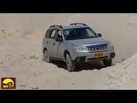 Subaru forester off road (видео)