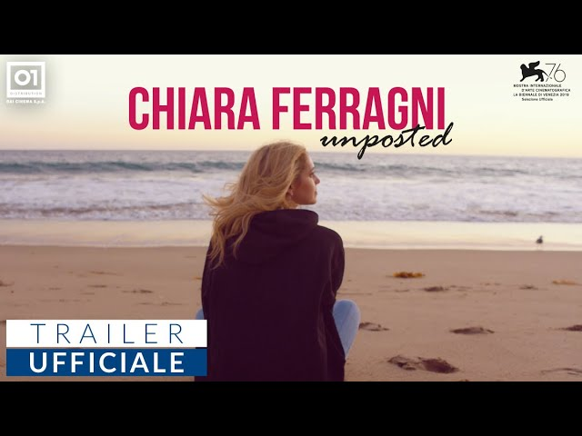 Anteprima Immagine Trailer Chiara Ferragni: Unposted, nuovo trailer ufficiale