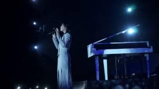 Isyana Sarasvati - Tegar (Konser Rossa - The Journey Of 21 Dazzling Years) Video