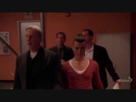 NCIS - Ziva falling off chair  (S05E12)