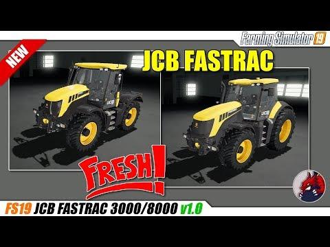 JCB Fastrac 8000 v1.0.0.0