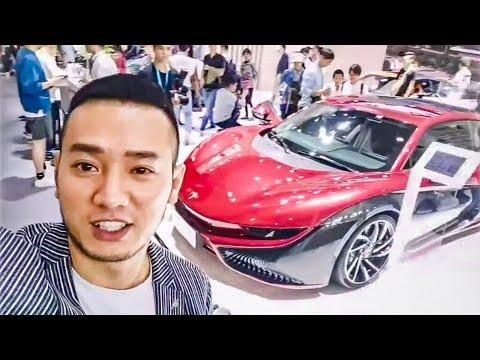Khám phá siêu xe điện QIANTU của Trung Quốc vừa ra mắt tại thị trường nội địa @ vcloz.com