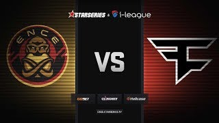 [RU] ENCE vs FaZe | Map 1 – Dust2 | StarSeries i-League Season 7