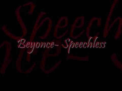 , title : 'Beyonce-Speechless[With lyrics]'
