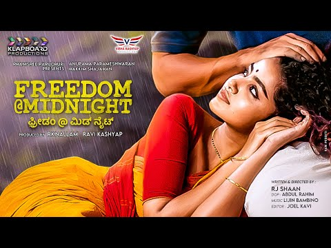 Freedom @ Midnight Kannada Latest Short Film | Anupama Parameswaran | Shaan | RKNallam | RaviKashyap