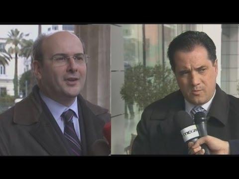 Οι Κ.Χατζηδάκης και Α.Γεωργιάδης, ορίστηκαν αντιπρόεδροι της ΝΔ