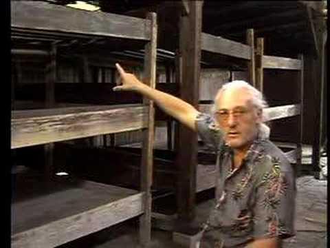 Auschwitz barrak block 5