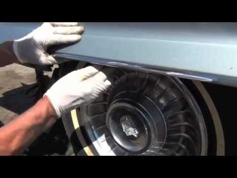 1961 Cadillac Coupe Tire Change in minutes – Inglewood Classic Cars – How To