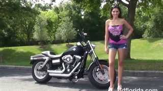 6. Used 2011 Harley Davidson Fat Bob Motorcycles for sale  - St. Petersburg, FL