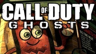 Call Of Duty: Ghosts - Mini Funtage! (Funny COD: Ghosts Gameplay)