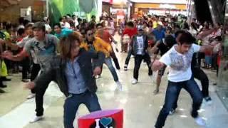 SM City Tarlac Mob Dance Act