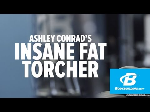 Ashley Conrad's Fat-Torching Circuit Workout – Bodybuilding.com