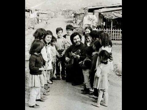 "Víctor Jara : ""Duerme negrito"""