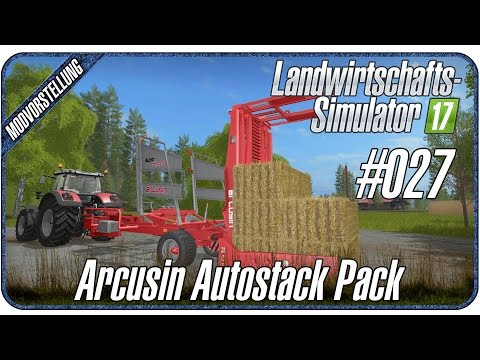 Arcusin Autostack Pack v1.0.2.0