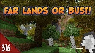 Minecraft Far Lands or Bust - #316 - New Car Year