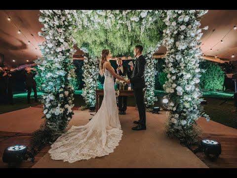 Destination Wedding Fefi & Gonza  - Palacio Sans Souci