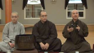 Practice Buddhism Along With Others Faith - Thay. Thich Phap Hoa (Jan. 29, 2016)