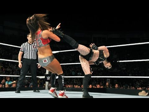WWE Main Event 01.06.15 Paige vs. Nikki Bella (720p)