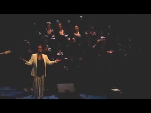 Concert exceptionnel de Gospel des Song of freedom pour la sortie de leur 3e album.