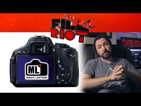 Mondays: Magic Lantern, Get Hitfilm Free, & Film Riot Secrets!