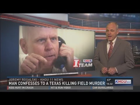Man confesses to a Texas Killing Field murder
