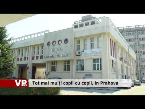 Tot mai mulți copii cu copii, în Prahova