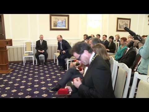 Președintele Republicii Moldova, Nicolae Timofti, a acordat distincții de stat unui grup de cetățeni