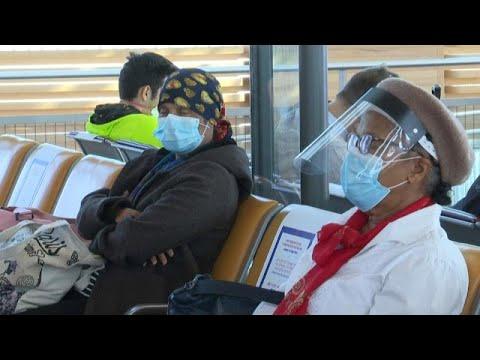 Πυρετώδεις ετοιμασίες στα ευρωπαϊκά αεροδρόμια