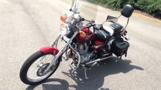 8. 2012 Honda Rebel