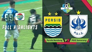 Video Persib Bandung (1) vs PSIS Semarang (0) - Full Highlight | Go-Jek Liga 1 Bersama Bukalapak MP3, 3GP, MP4, WEBM, AVI, FLV September 2018
