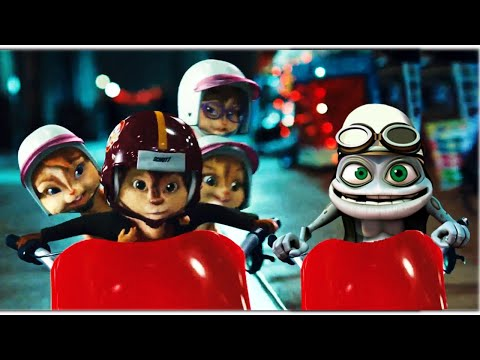 Crazy Frog - Axel F | Alvin and the Chipmunks [Episode 1]