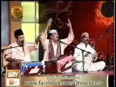 qtv latest Mehfil e sama qawwali special 24 jan 2014