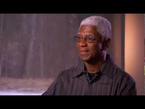 Still image from El Anatsui: Interview with Chika Okeke-Agulu