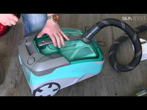 Thomas Aqua+ Multi clean X10 Paquet [4K] Deutsch Staubsauger Robert Thomas Waschsauger