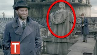 Video 10 Theories About The Fantastic Beasts: The Crimes of Grindelwald MP3, 3GP, MP4, WEBM, AVI, FLV Juni 2018