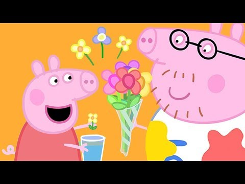 Peppa Pig English Episodes  Miss Rabbit International Women's Day Special  Peppa Pig Official