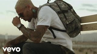 Chris Brown music video Don't Judge Me