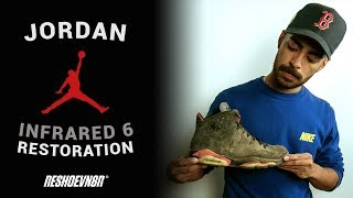 Video Can Vick Almighty Restore These 2014 Jordan 6 Infrareds With Reshoevn8r? MP3, 3GP, MP4, WEBM, AVI, FLV Maret 2019