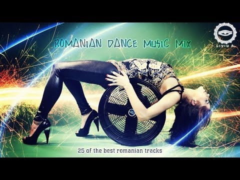 Romanian Dance Music Mix 2014 (Best of 2013)